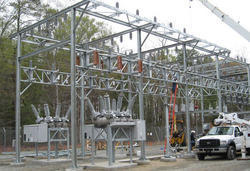 Electrical Sub Station Construction Service