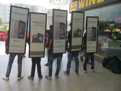 iWalker Lookwalker Apple iPhone