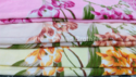Floral Printed Cotton Bath Towel