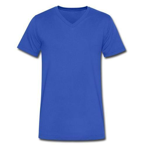 4dc2608c3cf Medium Nylon And Polyester Men's V-Neck T-Shirt, Rs 200 /piece | ID ...