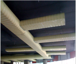 Integrated Ducting System
