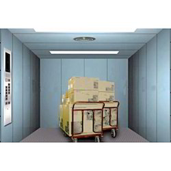 Automatic Industrial Goods Lift