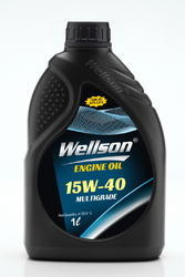 Wellson 15W 40 Multigrade Engine Oil