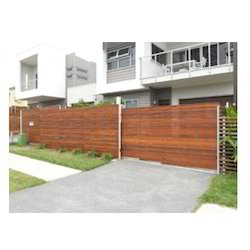 Remote Control Sliding Gates