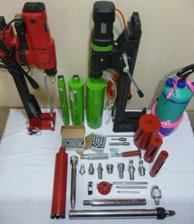 Core Drilling Accessories
