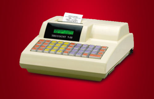 how does a pos cash register work