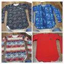 Lycra Full Sleeve T Shirt