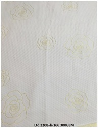 Knitted Jacquard Mattress Fabric