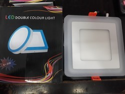 LED Panel Double Colour Light