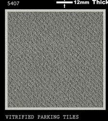 5407 Digital Vitrified Parking Tiles
