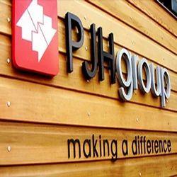 Exterior Acrylic Signage