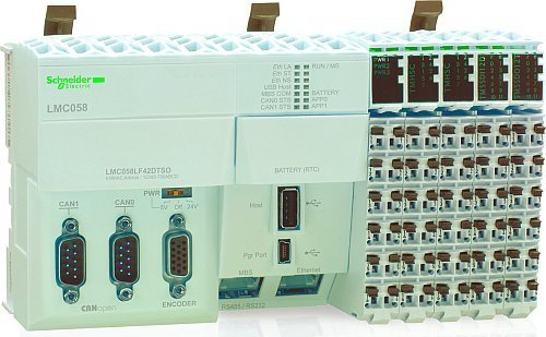 Programmable Logic Controller - Schneider Electric - Modicon