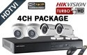 Hikvision And CP Plus Surveillance Camera