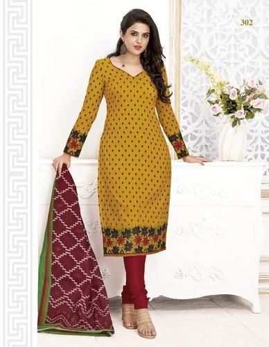 7b83fdc06 Cotton Printed Salwar Suit Material at Rs 395  piece(s)