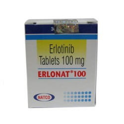 Erlonat 100 mg Tablets for Hospital