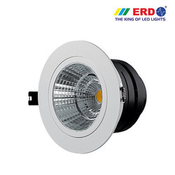 15W LED COB Round Spotlight