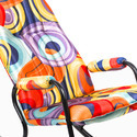 WI Metal Relax Chair
