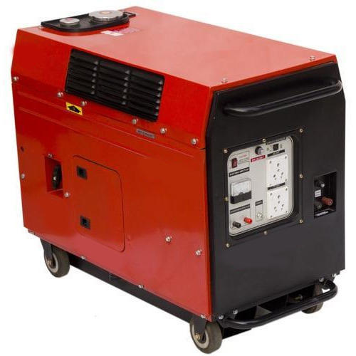 3 Phase Generator >> Silent Portable Generator 5 Kva Three Phase