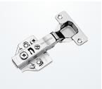Clip on Hydraulic Soft Close Cabinet Auto Hinge with 3D Flap