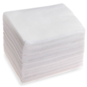 White Universal Tissue Kitchen Plain Paper Napkin