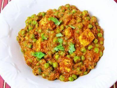 Matar paneer food tiffin service curry tym food services private matar paneer forumfinder Choice Image