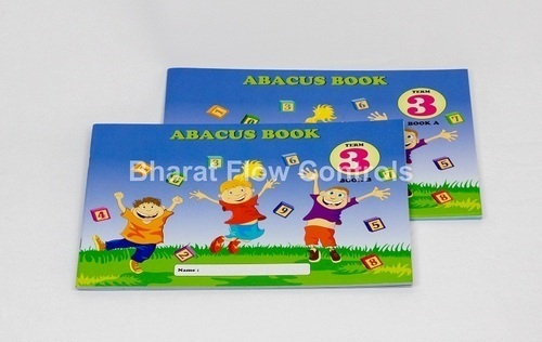 Abacus Kit - Abacus Book 3rd Level Manufacturer from Coimbatore