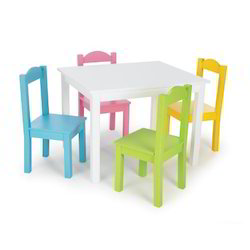 Kids Hexagonal Picnic Table