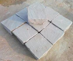 White Sandstone Cobbles