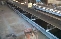 Long Belt Conveyor