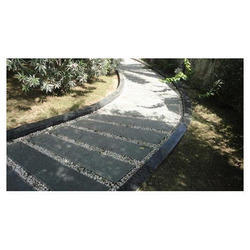 Black & Grey Granite Paving