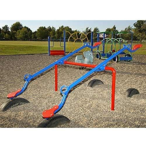 Stainless Steel Playground Seesaw, In Outdoor, Rs 45000