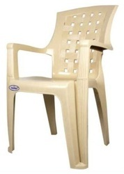 Decorative Plastic Chair with Arm