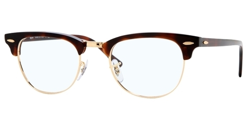 4c1297bc5544 Ray Ban Clubmaster RB Optical Spectacle at Rs 6490  unit ...