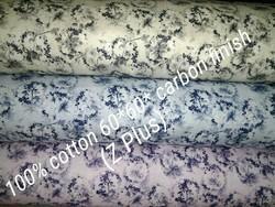 100% Cotton 60x60 Carbon Finish  Fabrics ( Z Plus)