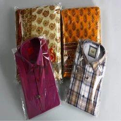 Dhwani Garment Poly Bags, Bag Size: 10
