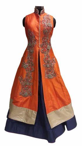designer indo western dresses  latest indo western
