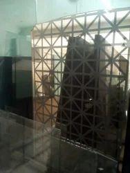 Office Door Glass