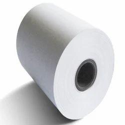 Plain White Paper Rolls
