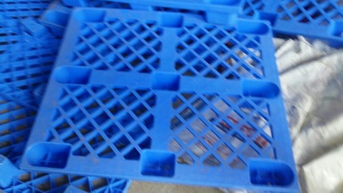 Used Plastic Pallets At Rs 650 Piece