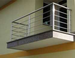 Stainless Steel Safety Railings