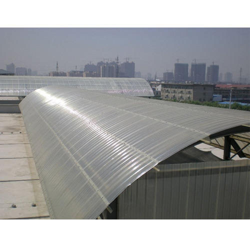 Frp Translucent Roofing Sheets 5mm Rs 650 Square Meter