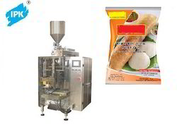 Idly Dosa Batter Pouch Packing Machine