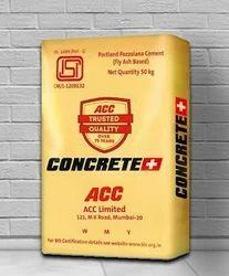ACC Concrete Cement, 50kg