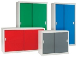 Sliding Door Storage Units