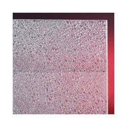 Embossed Plastic Sheet