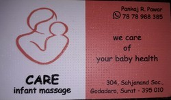 Baby Massage Service