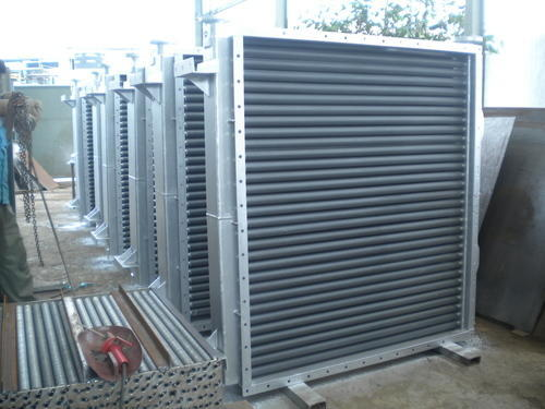 Spray Dryer Heat Exchanger Paddy Drier Heat Exchanger