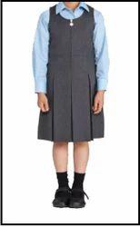 Polyester Shirt and Pinafore