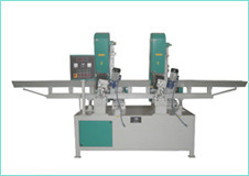 Double Station Paper Core Polishing Machine (Small)