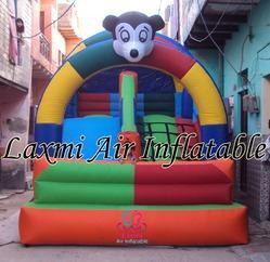 Inflatable Bouncy Slider